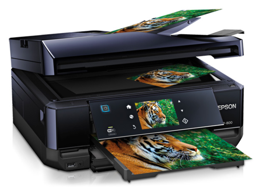 GearDiary Epson Expression Premium XP-800 Small-in-One Printer Review