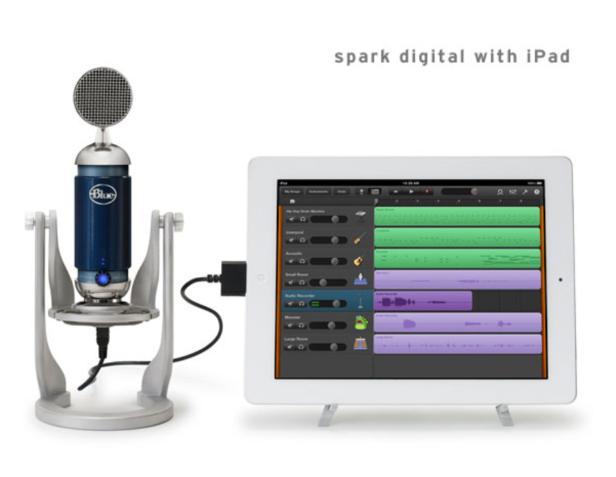 GearDiary Blue's Spark Digital Now Available