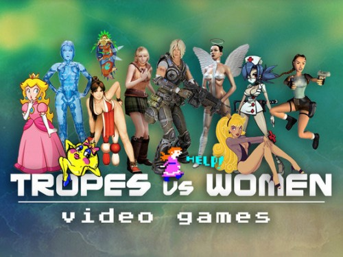 #1reasonwhy - Twitter (and blogs) Discuss Why Only 6% of Game Developers Are Women