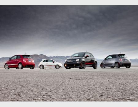 Fiat 500 Abarth an Italian 'Hottie'