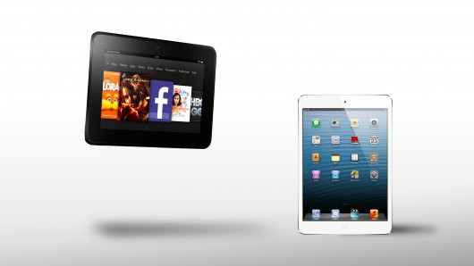 GearDiary Stereo Sound Test Review - Kindle Fire HD vs iPad Mini