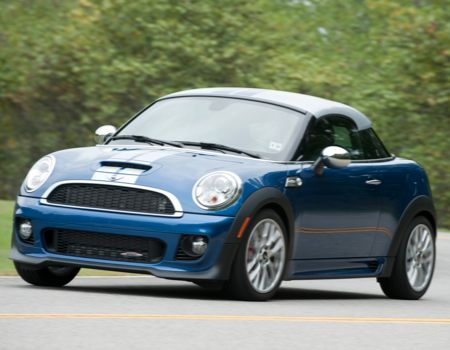 MINI Cooper Coupes Cars