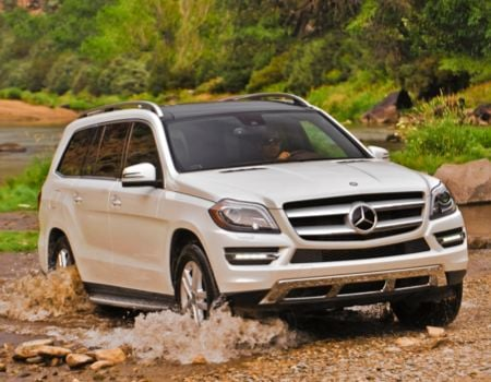 SUVs Mercedes-Benz Cars