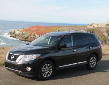 Back to the Future for the 2013 Nissan Pathfinder