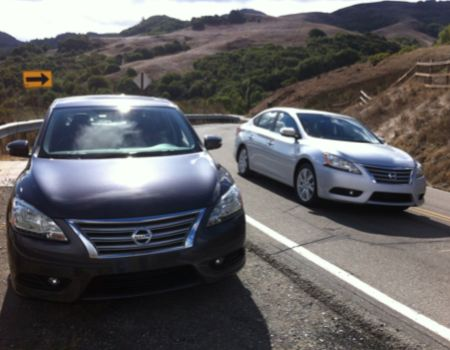 Sedans Nissan Cars