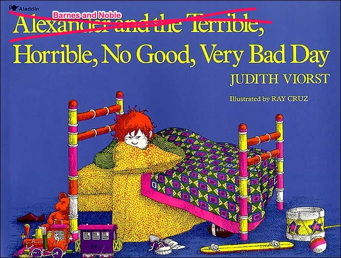 GearDiary Barnes and Noble and the Horrible, No Good, Very Bad Fictionwise Shutdown