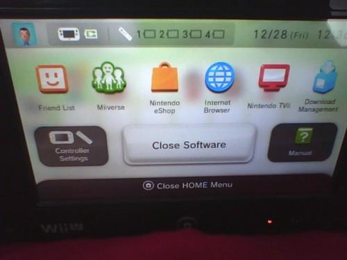 GearDiary Nintendo Wii U Game System Review