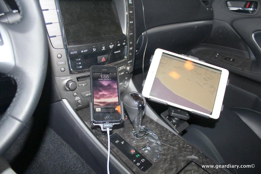 iPhone Gear Car Gear
