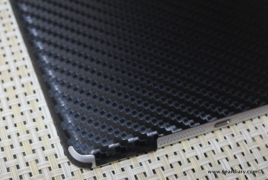 Bodyguardz Sentinel and Armor Carbon Fiber Protection for iPad mini Part 1 of 2
