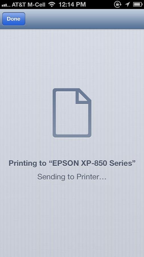Gear Diary Epson XP 850
