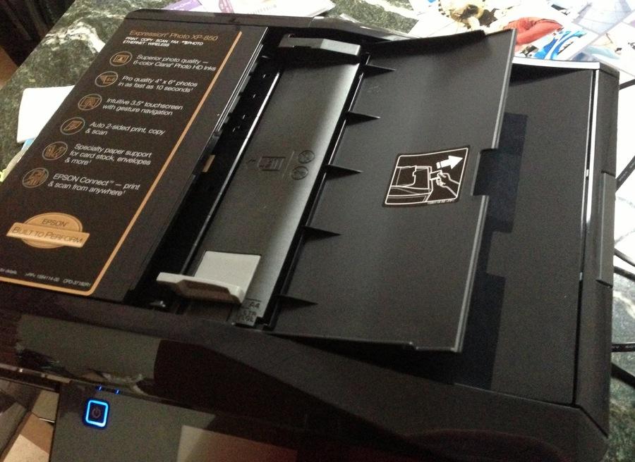 Gear Diary Epson XP 851