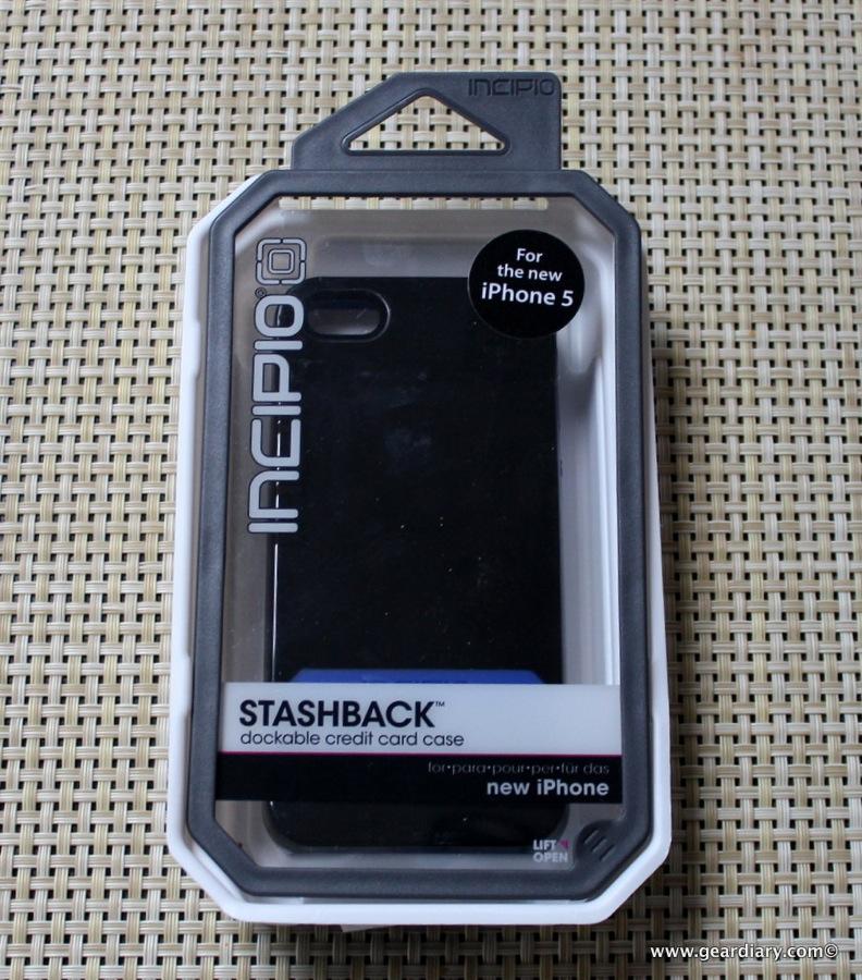Gear Diary Incipio iPhone 5 Stash 10 1