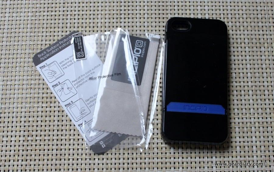 Gear Diary Incipio iPhone 5 Stash 39
