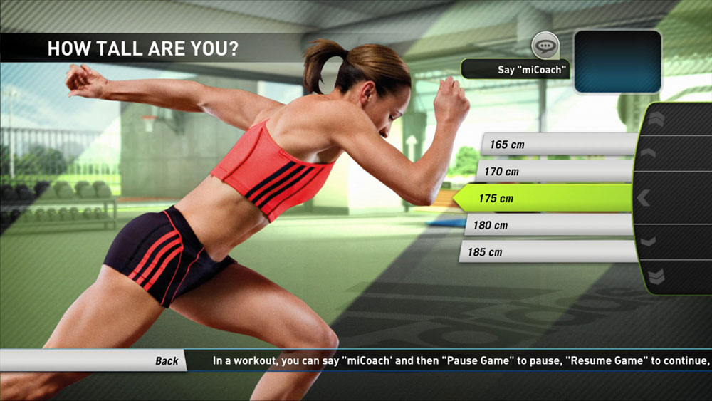 Xbox Games Fitness