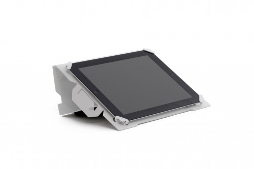 GearDiary New Sleek, Functional Designs From Tablet-Case Creator 'Solid Gray'