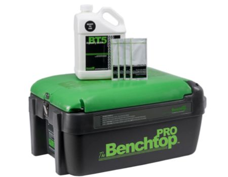 BenchtopPRO Parts Washer Review – a Safe, Green Alternative
