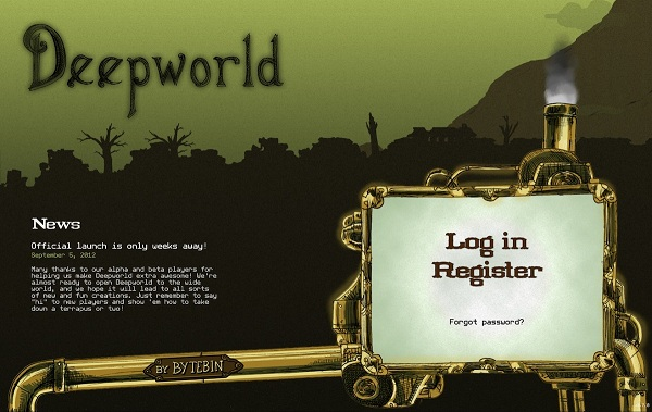 GearDiary Deepworld Is Available for iOS now!