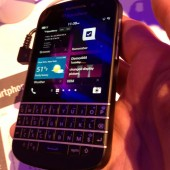GearDiary BlackBerry Q10 Hands On