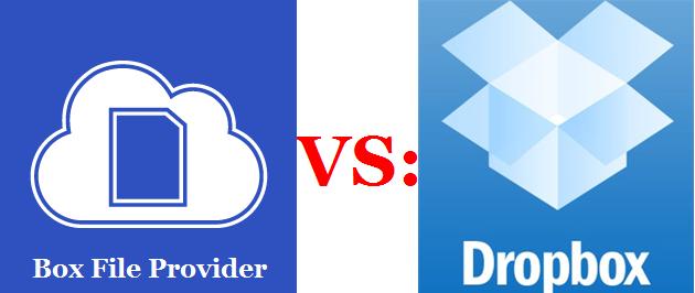 BFP vs Dropbox