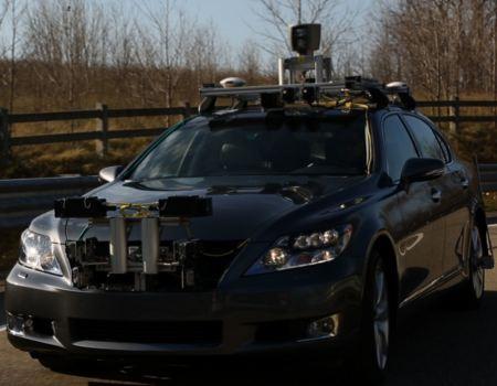 GearDiary Lexus Brings Autonomous Driving to CES