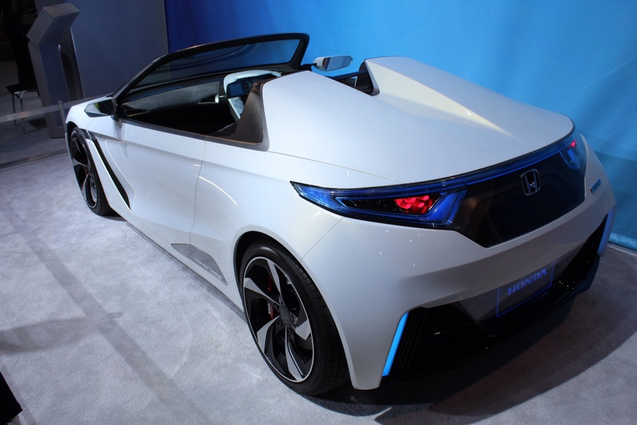 GearDiary The Honda EV-STER Concept Car, Hot Wheels for Adults
