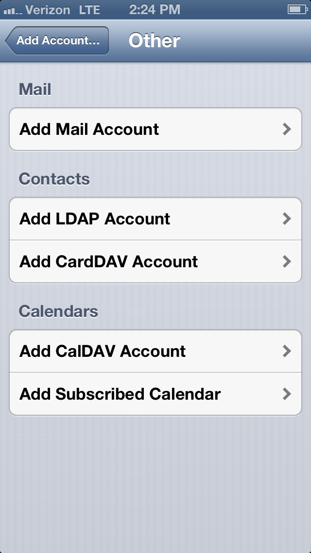 GearDiary How to Get Your Google Contacts onto Your iPhone