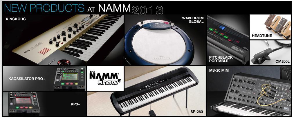 NAMM Music