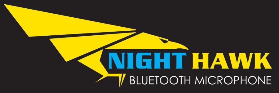 Nighthawk Bluetooth Mic Logo Web