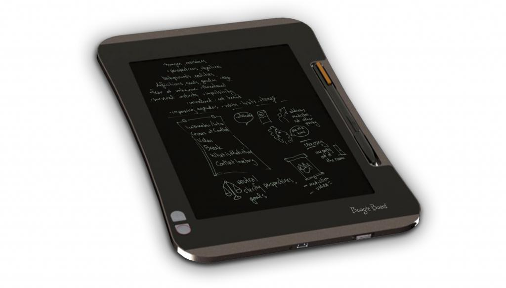 Boogie Board Introduces 40 New LCD EWriter Models At CES Magnificent Boogie Board Memo