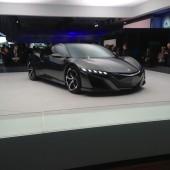 New Acura NSX Revealed
