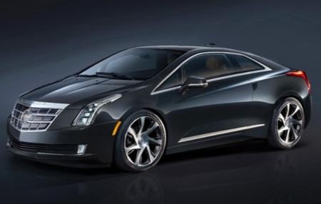 Cadillac Struts its EREV Stuff in New ELR