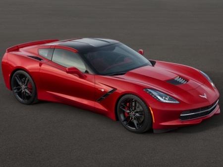 Corvette Stingray images courtesy Chevrolet