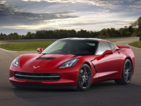 GearDiary The Return of the Corvette Stingray and the New Lincoln MKC Concept at NAIAS