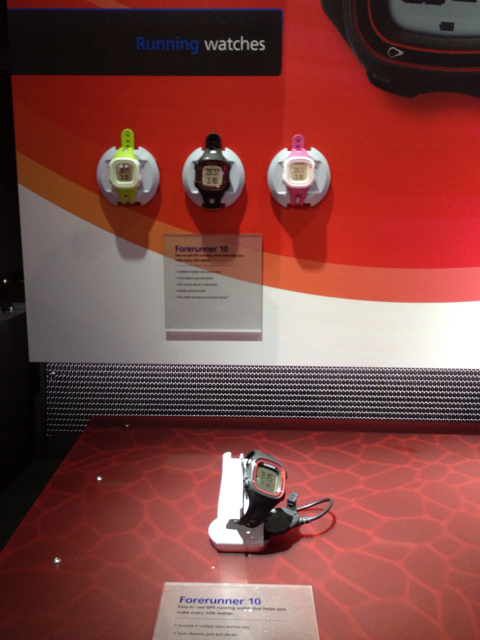 Watches GPS CES