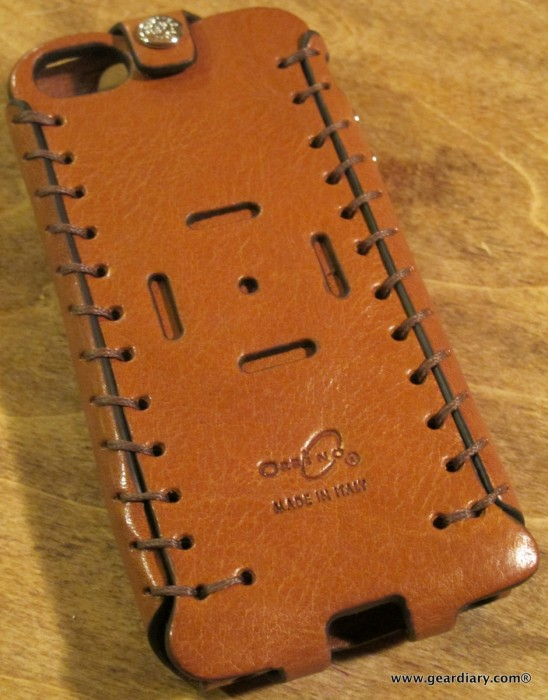 Orbino Pantera Cinque iPhone 5 Case