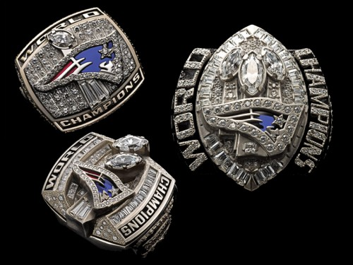 I've Got Super Bowl Rings on the Brain!