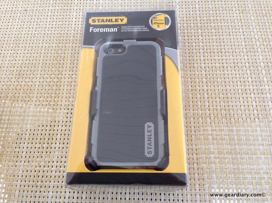 Incipio Stanley Foreman iPhone 5 Case
