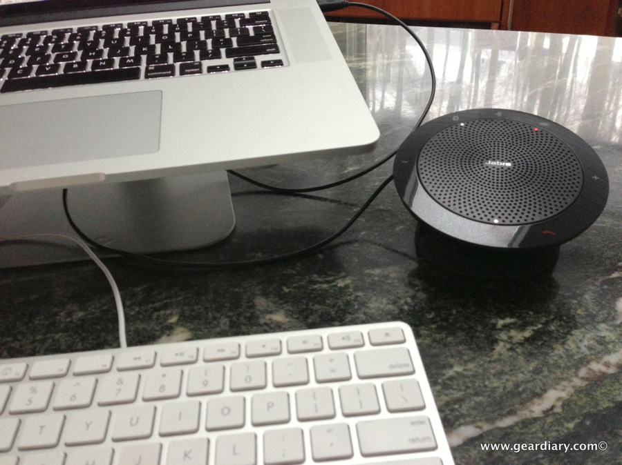 GearDiary Jabra SPEAK 510 UC Review: Conference Calls Anywhere & Anytime