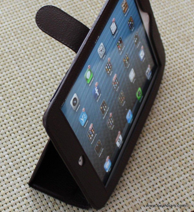 GearDiary Mapi Cases Soli for iPad mini Delivers Classy Protection