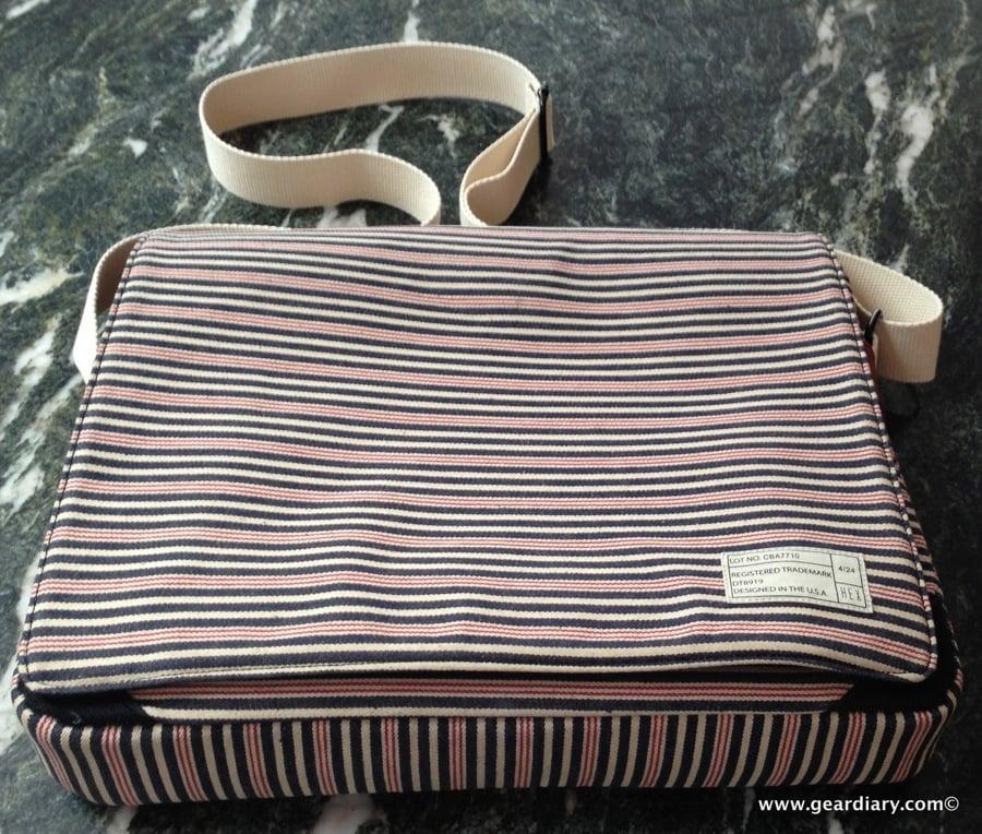 GearDiary HEX Cabana Messenger Bag Review