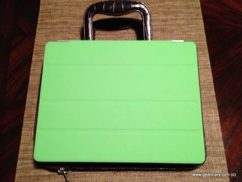 Mapi Cases Sia Leather iPad Sleeve