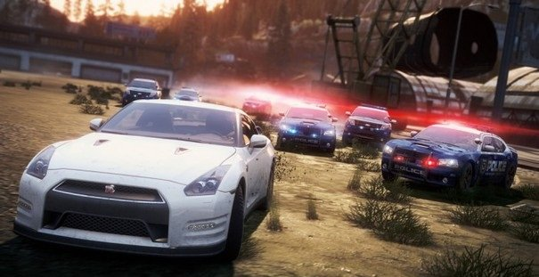 GearDiary Need for Speed Most Wanted: Video Game Review for PlayStation 3