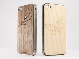 toast wooden iphone cover