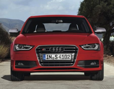 GearDiary 2013 Audi S4 Speaks with a German Accent on Fun