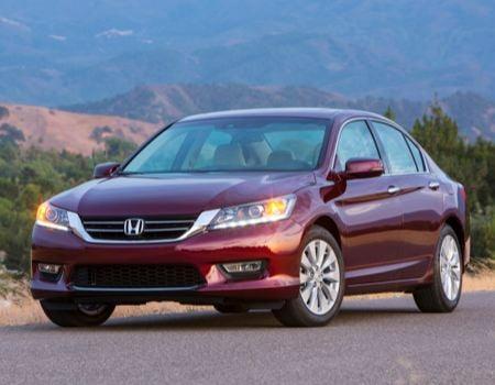 Sedans Honda Cars