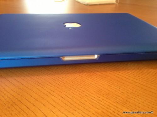 GearDiary My Macbook Case MacBook Pro Rubberized Case Review