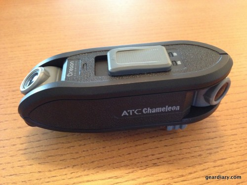 The ATC Chameleon camera itself.
