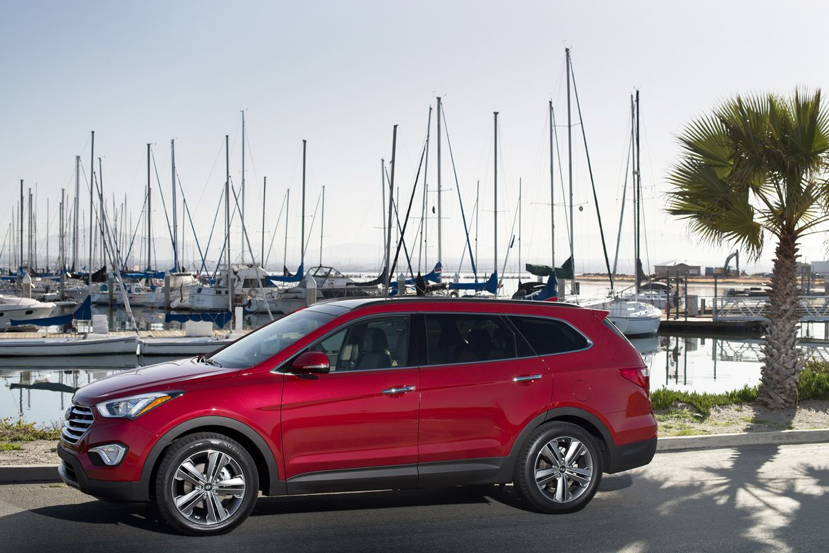 GearDiary Hyundai Takes Social Bloggers to Coronado for the New Santa Fe!