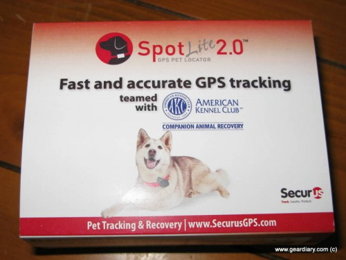 Pet Tech Home Tech GPS