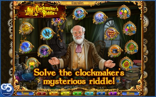 Old Clockmakers Riddle